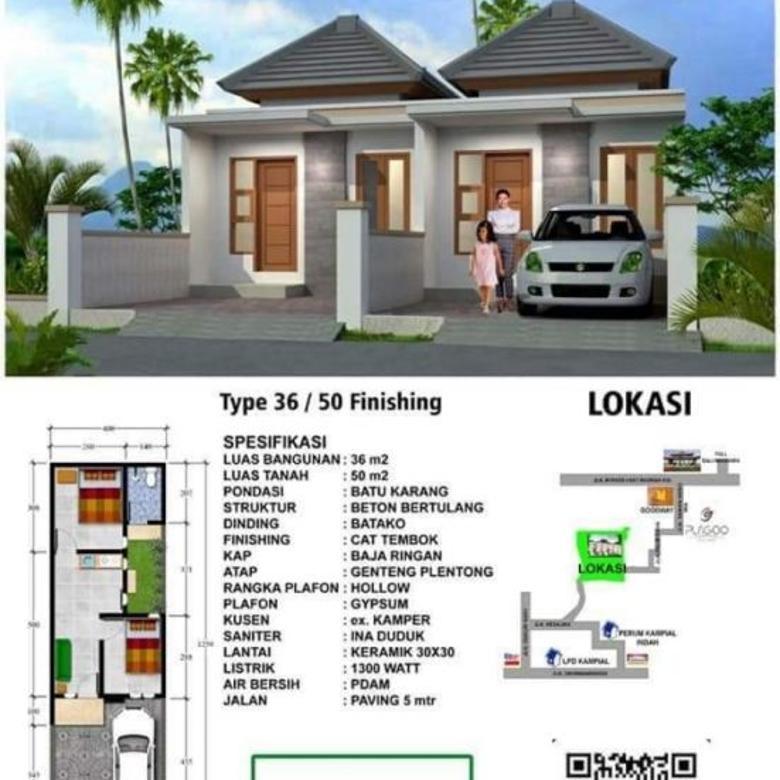 Rumah cantik Minimalis Termurah Nusa Dua Denpasar Bali