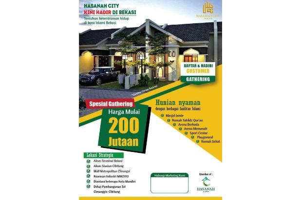Perumahan Islami KPR Tanpa Bank di Bekasi | hcbk-021 14417337