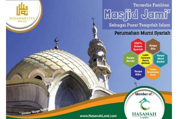 Perumahan Islami KPR Tanpa Bank di Bekasi | hcbk-021 14417344