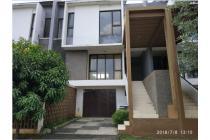 VIEW KOLAM RENANG !! rumah MEWAH 2.5lantai HARGA SANTAI @BSD