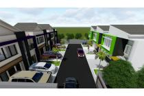 Rumah Mewah Modern 2 Lantai di Depok Timur, 10 Menit ke Margonda dan Tol Ci