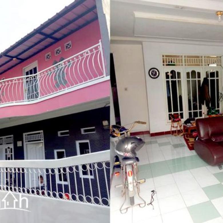 rumah cantik dua lantai kelapa dua wetan ciracas jakarta timur