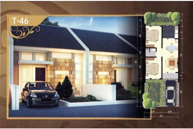 Rp676jt Rumah Dijual