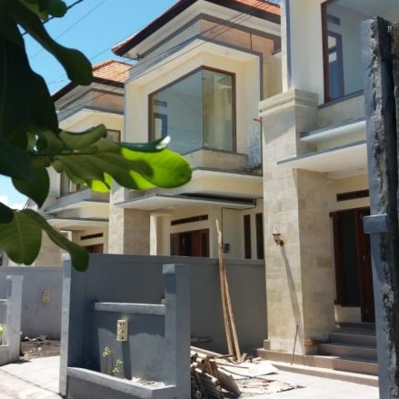 Rumah Baru Lantai.2 Super exclusive dkt Mcd Sanur Denpasar.