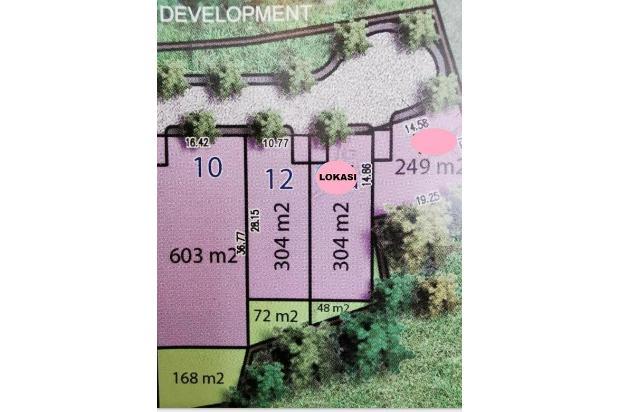 Rp3,34mily Tanah Dijual