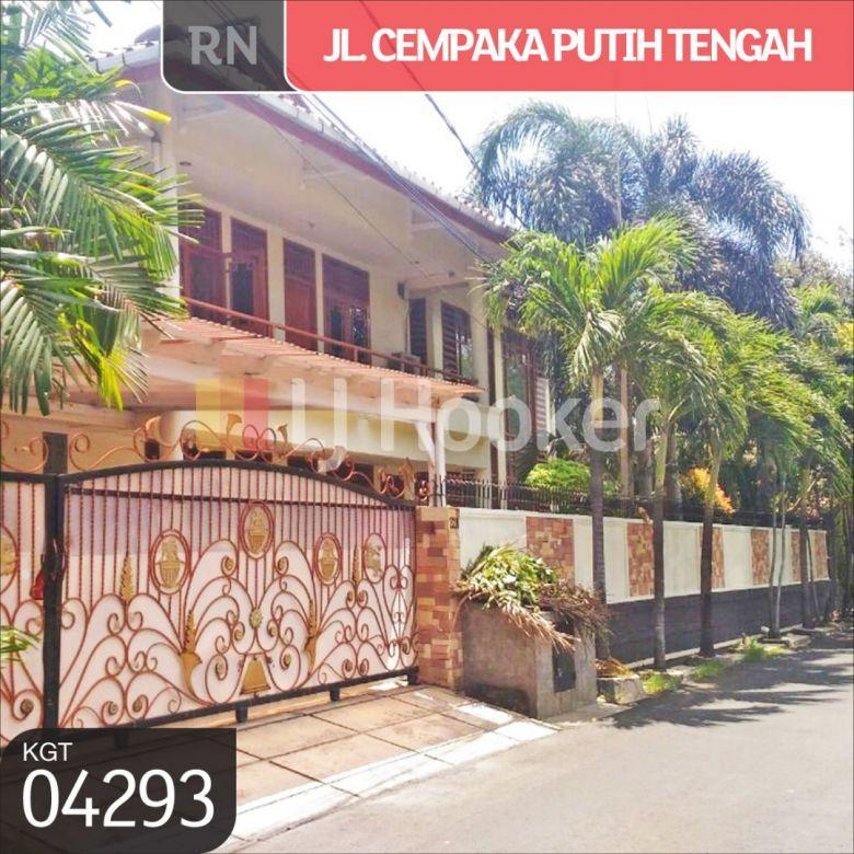 Rumah Jl. Cempaka Putih Tengah, Jakarta Pusat