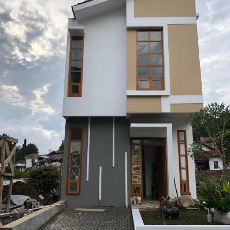 Rumah 2 lantai ciwaruga dekat eco pesantren aa gym bandung