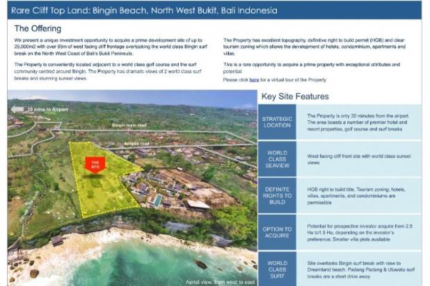 Rp212mily Tanah Dijual