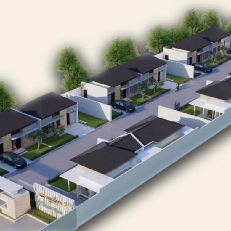 Rumah Cluster Mewah dan Modern Solo