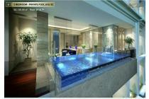 Art Deco Apartemen Mewah Type 3 Bedroom With Private Pool  dan Jacuzzi