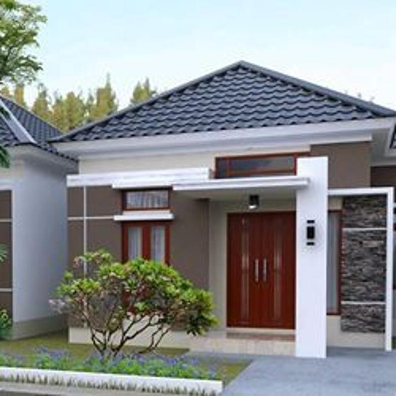 segera dibangun rumah cantik modern jln. purnama 2 tembus jln. nirbaya
