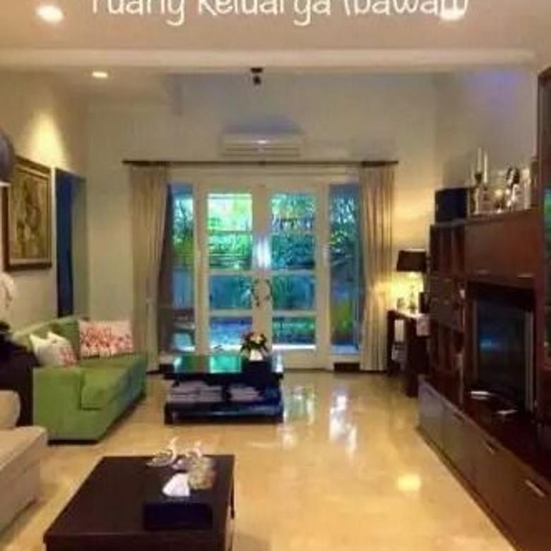 Dijual Rumah Mewah Dalam Komplek di Pejaten, Jakarta Selatan