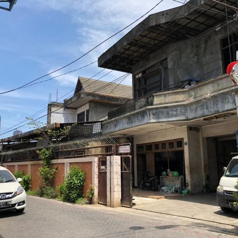 Dijual Rumah Gudang Murah di HR. Muhammad Surabaya