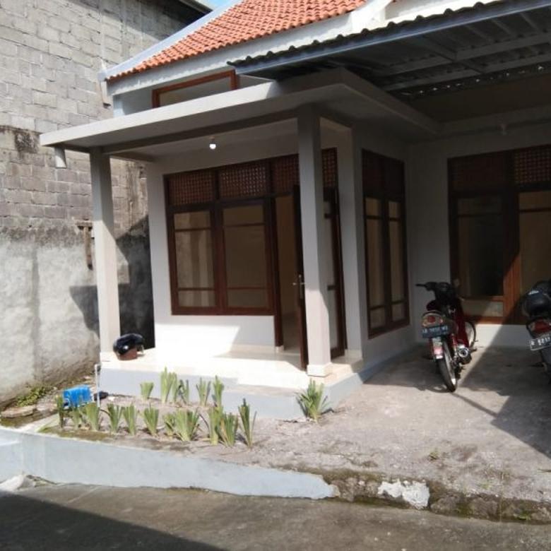 Rumah Baru Hanya 300 Jutaan Di Pakem Sleman