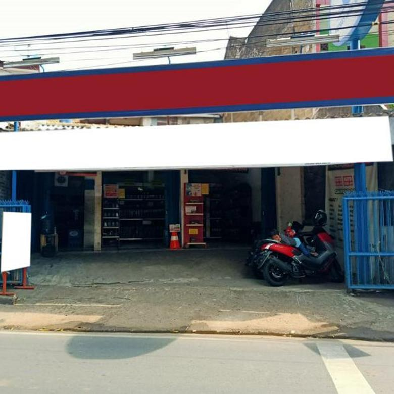 Dijual Ruang Usaha Pinggir Jalan Raya @Jl Moh Kahfi, Jagakarsa