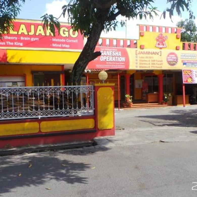 Rumah Hitung Tanah Strategis Kota Barat Surakarta (IR)