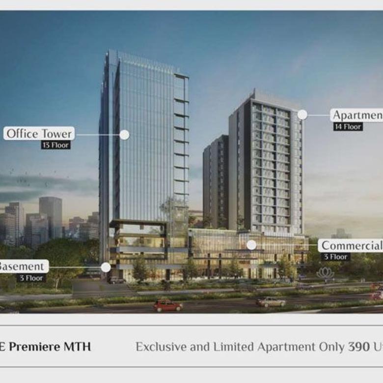 Apartemen The Premiere MTH - MT Haryono Strategis