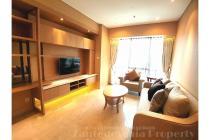 For Rent Low Floor 2 Bedroom For Rent at Setiabudi Sky Garden Kuningan