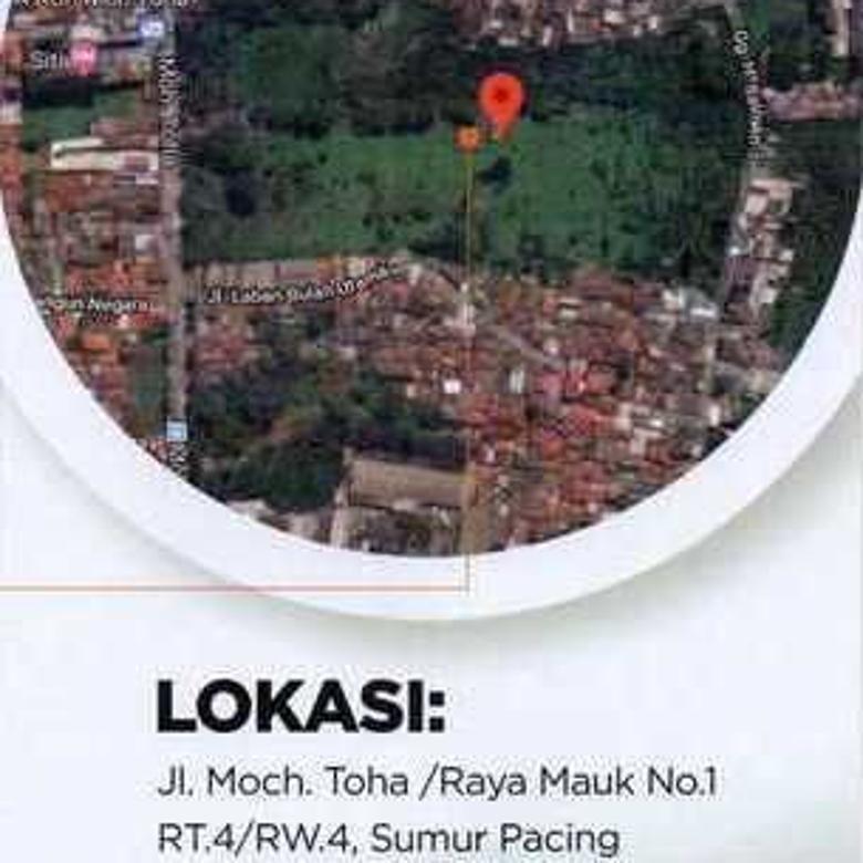 Jual Cepat Tanah 6,5 Ha di Sumur pancing Karawaci, Tangerang