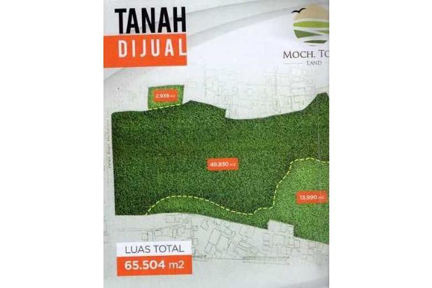 Rp524mily Tanah Dijual