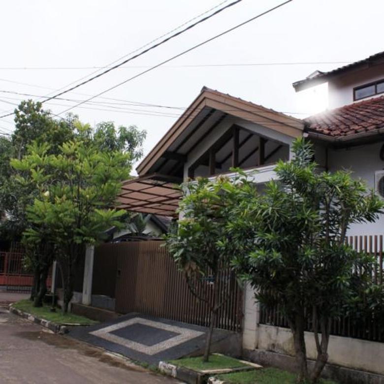 jual rumah hook 2 lantai dengan harga kualitas dan loaksi terb