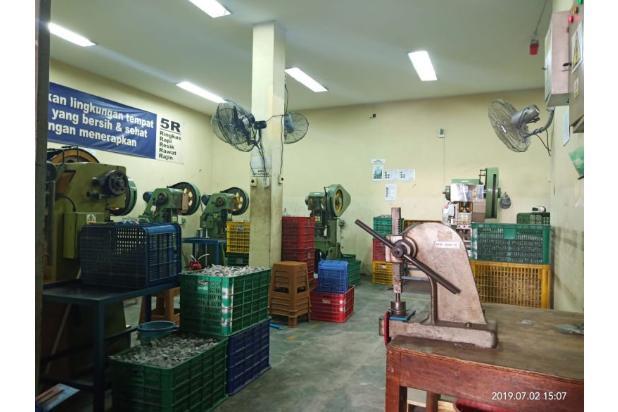 Rp4,5mily Pabrik Dijual