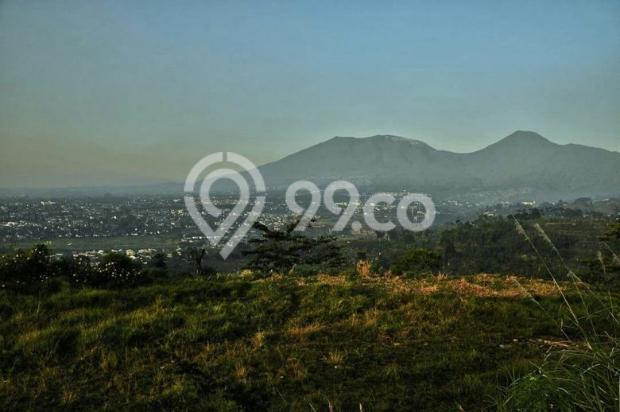 Investasi Masa Depan Tanah Kavling Murah di Puncak Jawa Barat - SHM 17794424