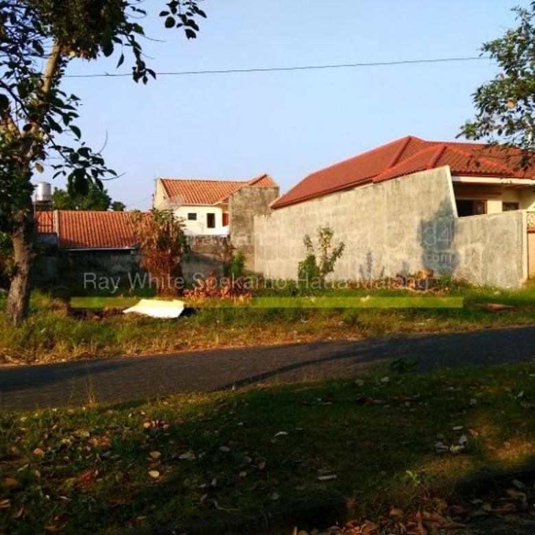 Araya Malang Dijual Kavling Blok K