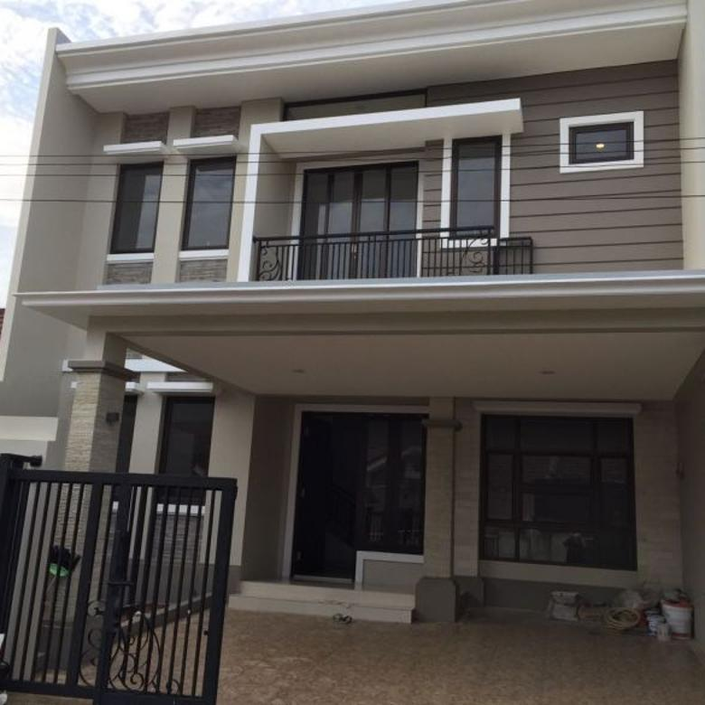 Dijual Rumah Di Kencana Loka, Bsd, Tangerang Selatan