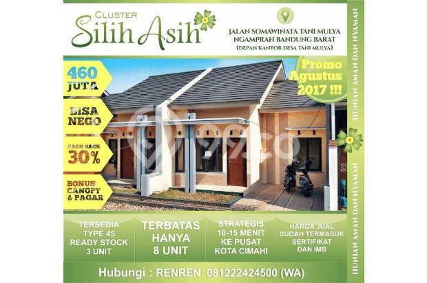 Dijual RUmah Hunian di Clutser Eksklusif Silih asih depan desa tanimulya 13243904