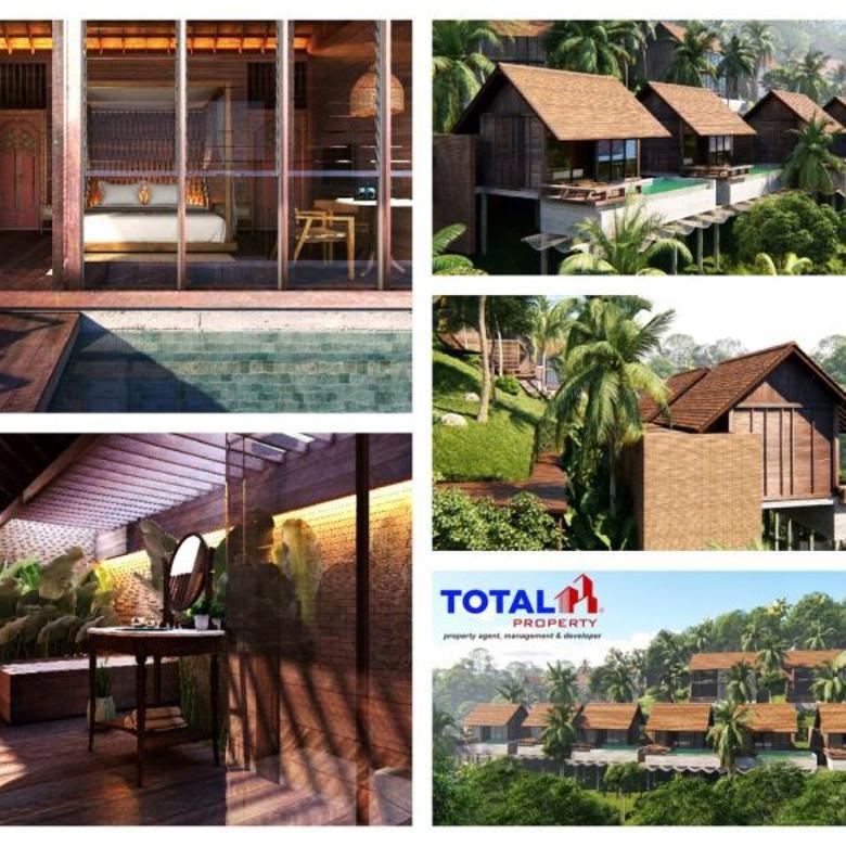Dijual Villa Residence Modern Minimalis di Ubud, Gianyar