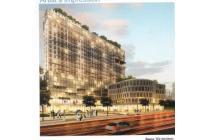 New Konsep Metro Penthouse Apartemen  yang sangat strategis