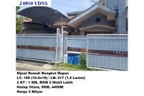 Dijual Rumah Nyaman di Rungkut Mapan Surabaya Timur