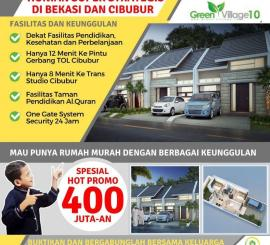 Green Village 10 Jatisampurna Kota Bekasi