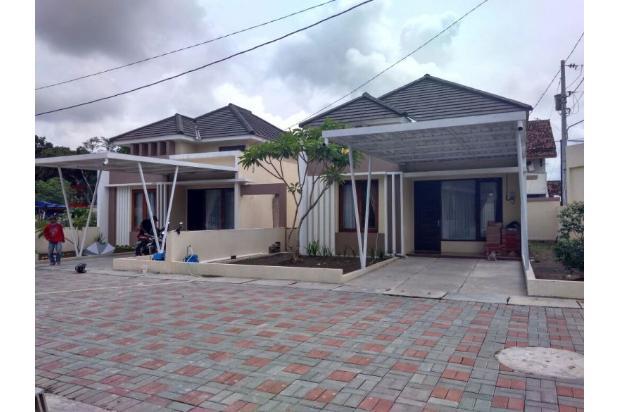 Dijual Rumah Dalam Cluster di Barat Bale Mulia Residence 14318563