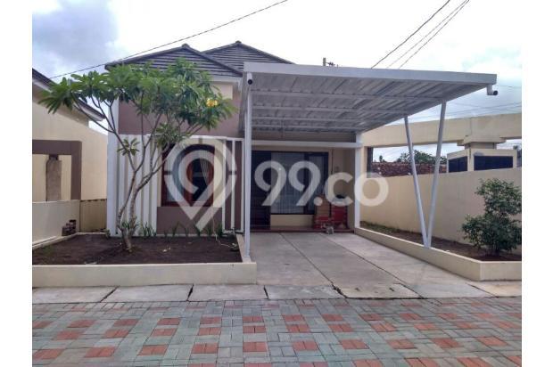 Dijual Rumah Dalam Cluster di Barat Bale Mulia Residence 14318572