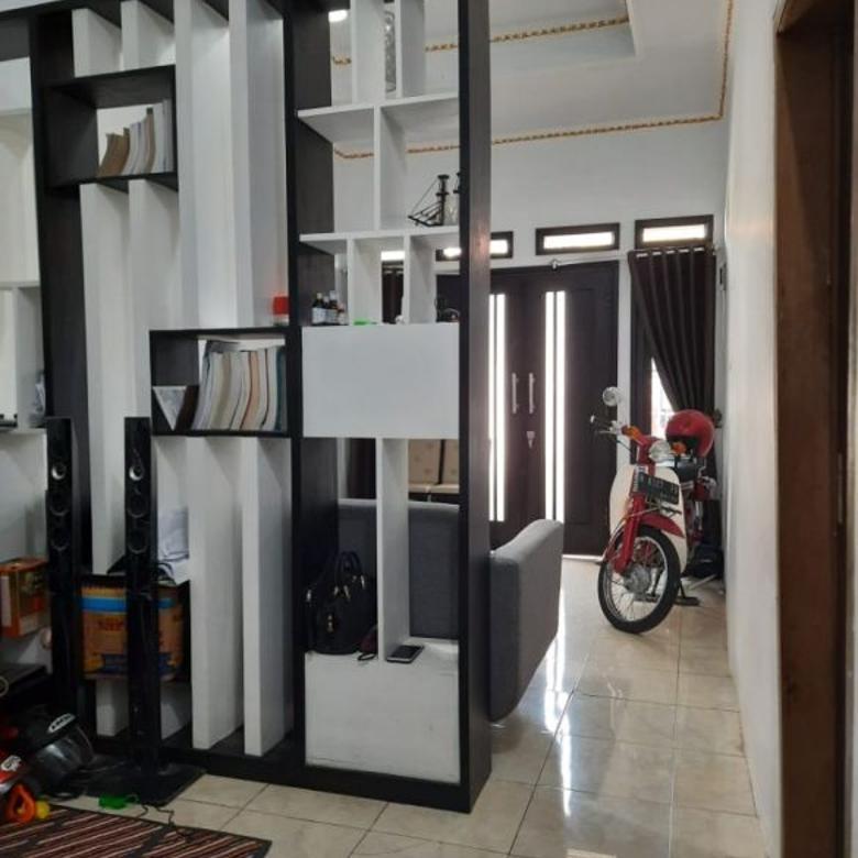 Rumah bagus siap huni di Buring Park Malang