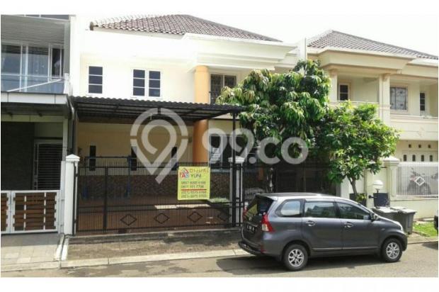 Rumah Siap  Huni Cluster Saphire PHG Gading Serpong Tangerang 6768945