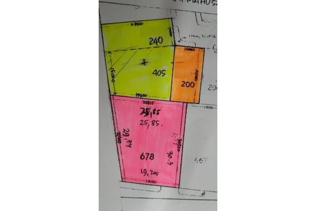 Rp8,13mily Tanah Dijual