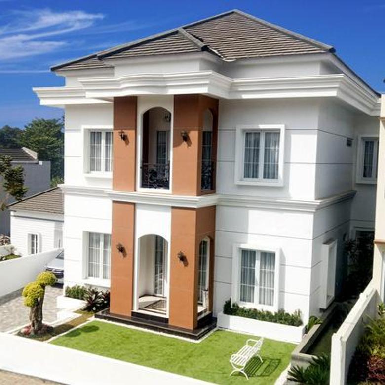 Exclusive Rumah Mewah Readystock Sejuk Tenang di Lembang dkt Setiabudi