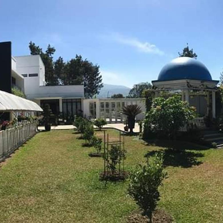 Rumah Luas Modern Nyaman Tanah Luas Graha Puspa Cihideung Bdg