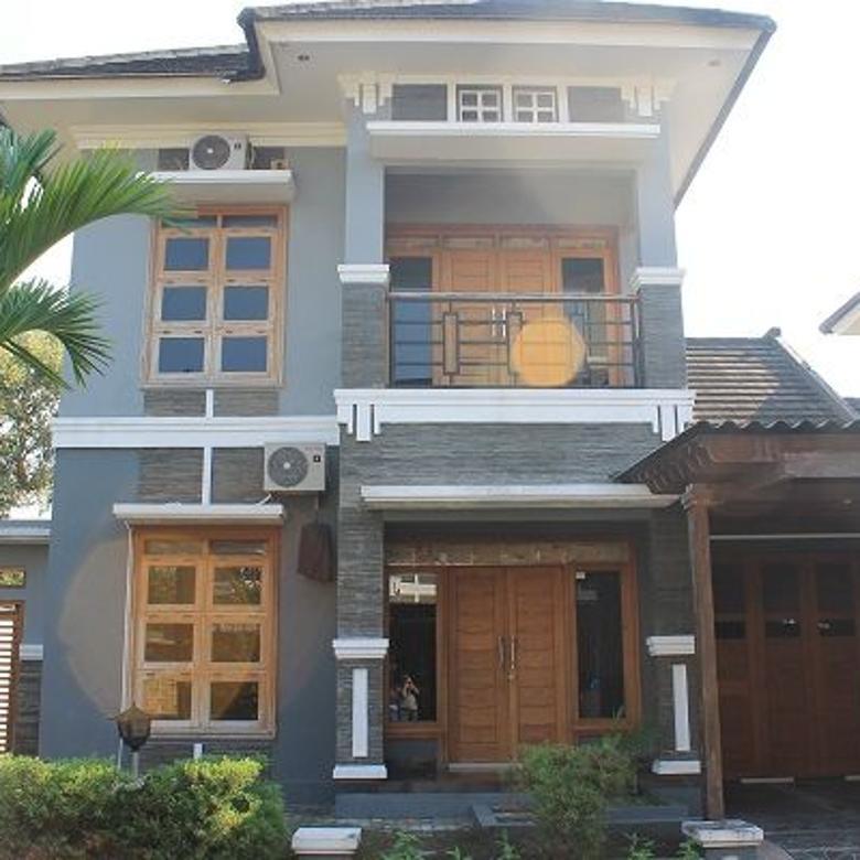 Rumah mewah siap huni di perum villa pondok rayhan