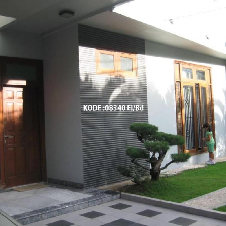 KODE :08340(El/Bd) Rumah Dijual Kelapa Gading, Luas 17x17 Meter (289 Meter)