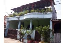 Rumah 2 lantai sudah renovasi. Di Perum Reni Jaya Turun Harga!