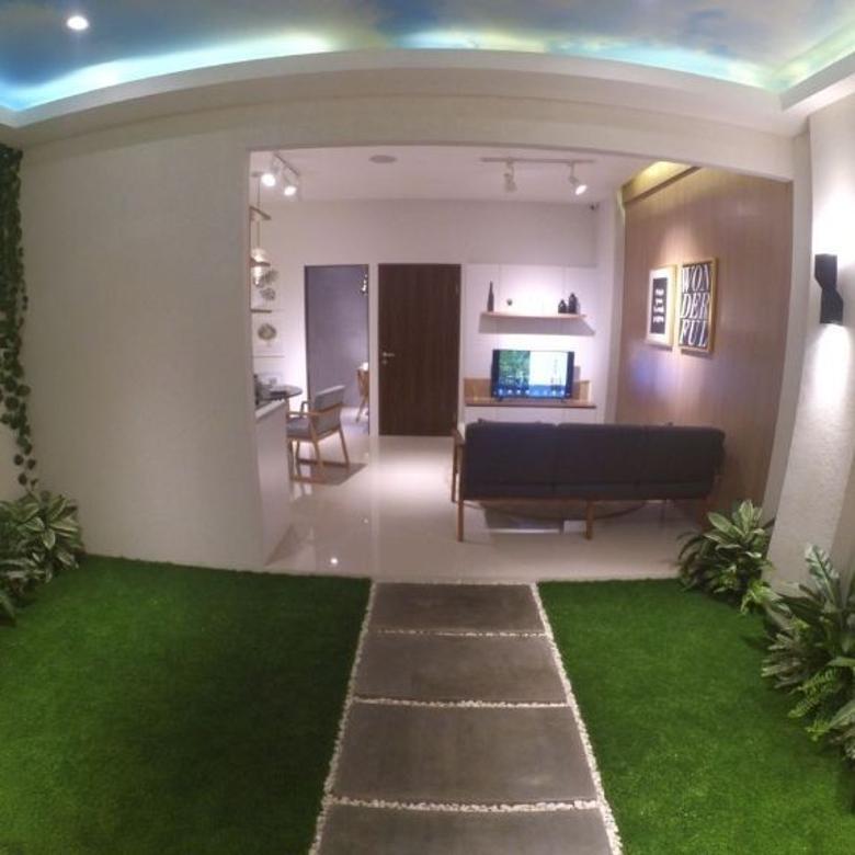 Dijual Rumah Designer Harga 400Jtaan