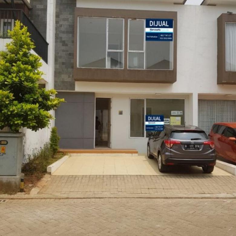Rumah Baru 2 Lantai Graha Raya Bintaro Fortune