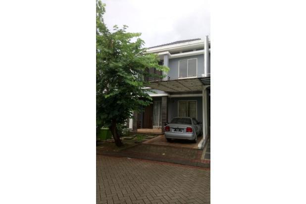 Rumah siap huni BSD full renov semi furnished - dekat Binus schoo