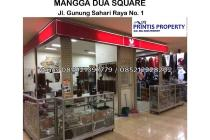 Dijual Kios di Mangga Dua Square
