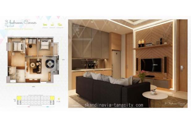 Rp658jt Apartemen Dijual