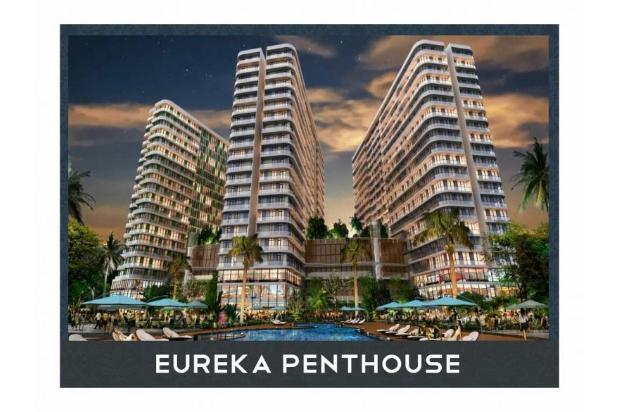 apartemen eureka penthouse premium tmii jakarta timur